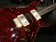 "Private Stock 513 Maple ""The first Special ""520"" electronics"" - Fire Red - PS#1777 !!"