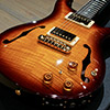 PRS Hollowbody I 1st with Piezo Artist Package - McCarty Tobacco Wraparound Burst -