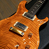 Brazilian Limited Edition McCarty Rose Neck - Amber - BZF & Pink Heart Abalone Inlays