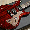 Mira Moon inlay - Vintage Mahogany -