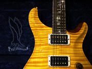 Private Stock #5221 30th Anniversary Custom24 Vintage Yellow