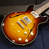 Collings 2008 I-35DLX Puremium Quilt -Tobacco Sunburst-