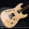 Combat Guitars SPオーダー ST WARM Custom 厳選AAAAAフレイムメイプル ハカランダ指板 BZF Natural Maple Honduras Mahogany Neck Body Bare Knuckle Mule Covered 4 Custom Order