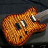 David Thomas McNaught Guitars (DTM) Japan Limited T5 (G5T) - Golden Copper Burst -
