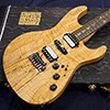 Freedom Custom Guitar Research (FCGR)[Guitar Of The Month]  HYDRA 22F 2Point non Pickguard Spalted Maple Top フリーダム 深野真
