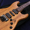 FREEDOM CUSTOM GUITAR RESEARCH {BUG} Guitar of the Month(GOM) ST FRT & EMG Anigre top / Natural Satin