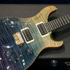 PRS 2016 Custom24 Vividstone Bird - Blue Fade -