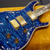 PRS PS#1342 10th Anniversary Custom24 / Quilt Maple Top / BRW neck & FB / Aquamarine Burst