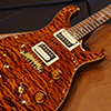 PRS PS#1715 Custom24 STP / Quilt Maplet Top / BRW neck & FB / Burnt Orange