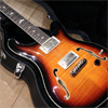 Paul Reed Smith(PRS)  {BUG} SE Hollowbody II Tri-Color Sunburst 【SEの新作!フルホロウボディ!】