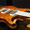 PRS Private Stock #53xx Brent Mason Signature - Burnt Orange -