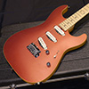 SAITO GUITARS S-622 3S Maple Fingerboard -Blood Orange Metallic-