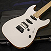 SAITO GUITARS S-622 SSH Maple Fingerboard -Chamonix White-