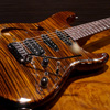 T's Guitars Custom Order ST-22 Hollow + IRW Neck -Tiger Eye-