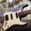 T's Guitars 2018 DST Classic 22 Roasted Flame Maple Neck - Trans Blue Denim - 【ニューモデル / BUGセレクト品!】