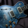 IHush Guitars RIGHTEOUS Alumitop Dragon Figured - Blue Green Burst / Red Mahogany - 【2017 サウンドメッセ大阪出展品!】