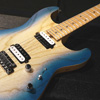 SAITO GUITARS S-622 2H Ash with abalone position Mark - Tecophilaea -
